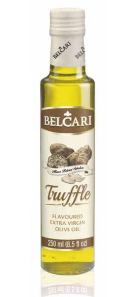 Truffle flavoured extra virgin oil
